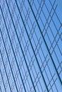 Windows On A Modern Skyscraper Office Block Royalty Free Stock Photo