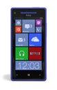 Windows Phone 8 Royalty Free Stock Photo