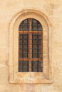 Windows of ulu mosque mardin turkey Stock Photo