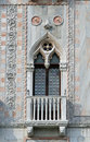 Windows of Venice Royalty Free Stock Photography