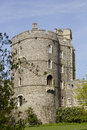 Windsor Castle Turret.CR2 Royalty Free Stock Photo