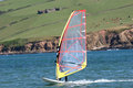Windsurfer Stock Image
