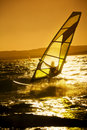 Windsurfer Stock Image