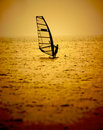 WindSurfing Royalty Free Stock Photography