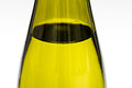 Wine bottle neck Royalty Free Stock Photo