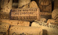 Wine Corks Bordeaux Royalty Free Stock Photo