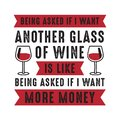 Wine Funny Quote and Saying. 100 Vector, Best for your goods like t-shirt design, mug, pillow, poster