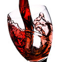 Wine pour Royalty Free Stock Photo