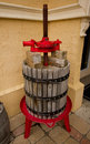 Wine press Stock Photography