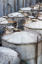 Wine vats Royalty Free Stock Photo