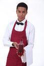 Wine waiter Stock Photos