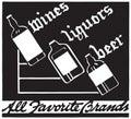 Wines Liquors Beer 4