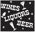 Wines Liquors Beer 5