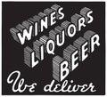 Wines Liquors Beer 3