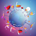 Wines planet Royalty Free Stock Photo