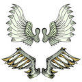 Wings-2 Stock Images