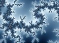 Winter abstraction pattern Royalty Free Stock Image