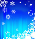Winter background 04 Stock Image