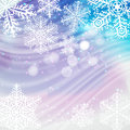 Winter background the illustration contains transparency and effects eps Stock Image