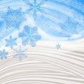 Winter background the illustration contains transparency and effects eps Stock Photos