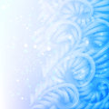 Winter background the illustration contains transparency and effects eps Royalty Free Stock Image