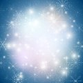 Winter background with snowflakes abstract winter design and website template pattern vector Stock Photos