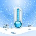 Winter Freeze Concept