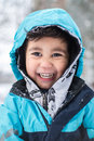 image photo : Winter fun