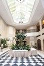 Winter garden Hotel Adlon Berlin
