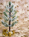 Winter Holiday Tree Royalty Free Stock Photo