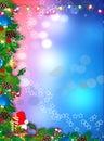 Winter Holidays Postcard Wallp...