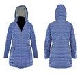 Winter jacket Royalty Free Stock Photo