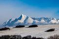 Winter mountain Krivan Poprad Slovakia