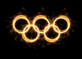 The winter olympiad sochi russia olympics games of xxii Stock Photography