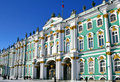 Winter Palace Royalty Free Stock Photo