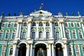 Winter Palace Stock Photo