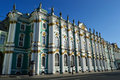 Winter Palace, St.Petersburg Royalty Free Stock Photography