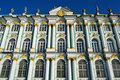 Winter Palace, St.Petersburg Royalty Free Stock Image