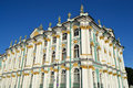 Winter Palace, St.Petersburg Stock Photo