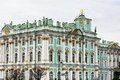 Winter Palace, St. Petersburg, Russia Royalty Free Stock Photo