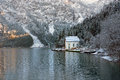 Winter Scene, Austria Royalty Free Stock Photo