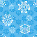 Winter seamless pattern Royalty Free Stock Photography
