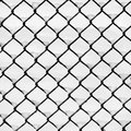 Winter snow-and-fence pattern. Royalty Free Stock Photos