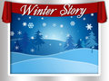 Winter Story Stock Photography