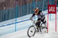 Winter teva mointain games vail colorado february Stock Photography