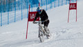 Winter teva mointain games vail colorado february Stock Image