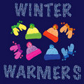 Winter warmers Stock Photos