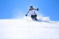 Žena lyžiarskeho
