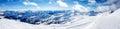 Winter wonder land in Austria Royalty Free Stock Photo