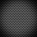 Wire chain link fence Stock Images